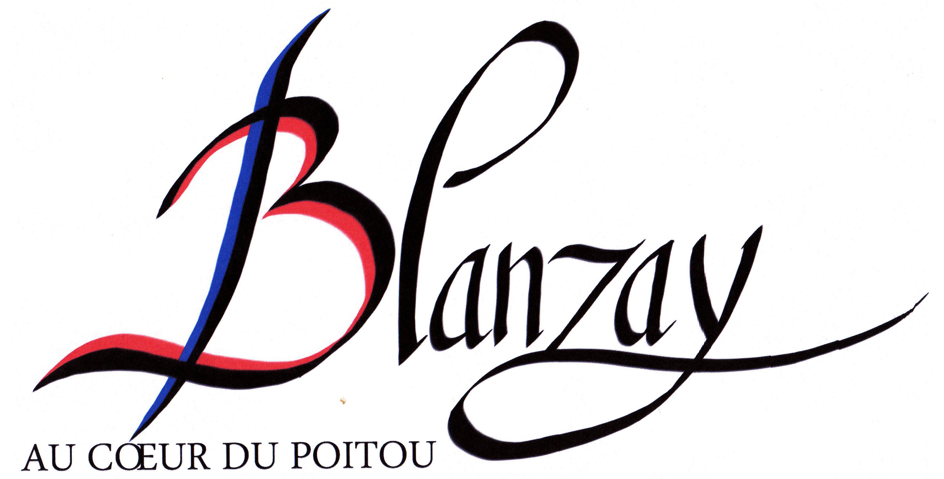 Logo Blanzay de Louis SURREAUX